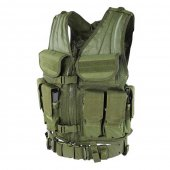 Condor Elite Tactical Vest - OD