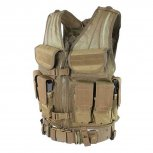 Condor Elite Tactical Vest - Tan