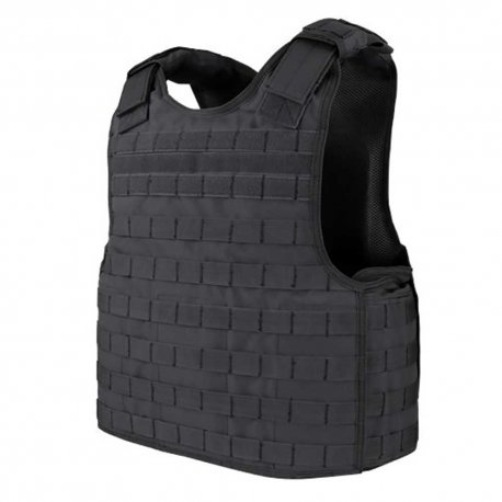 Condor Defender Plate Carrier - Black