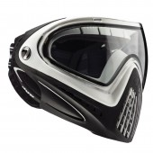 DYE I4 Paintball Mask Thermal White