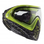 DYE I4 Paintball Mask Thermal Skinned Lime