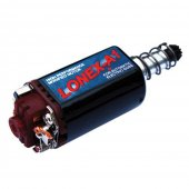 LONEX Torque Up and High Speed Motor - Long Axis (Red)