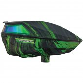 Virtue Spire III Paintball Hopper - Graphic Emerald