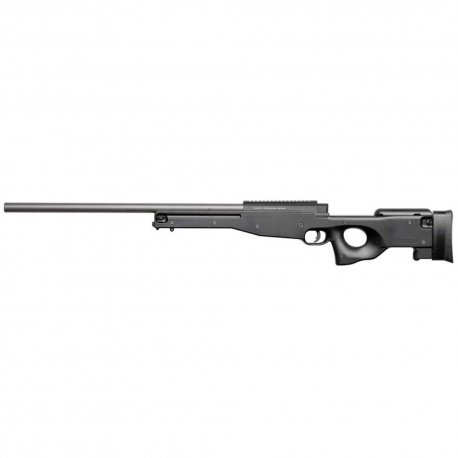 AW 308 Sniper Rifle Black