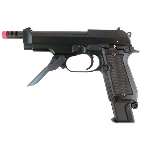 KWA M93R2 NS2 Tactical GBB Airsoft Pistol