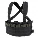 Condor Rapid Assault Chest Rig - Black