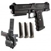 Tippmann TiPX Paintball Gun Deluxe Pistol Kit - Mismatched Serial Numbers