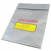 Large Li-Po Battery Safe Bag