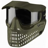 JT Spectra Paintball Mask Thermal - Olive