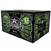 GI Sportz Paintballs - 2 Star Multiple Colour Options
