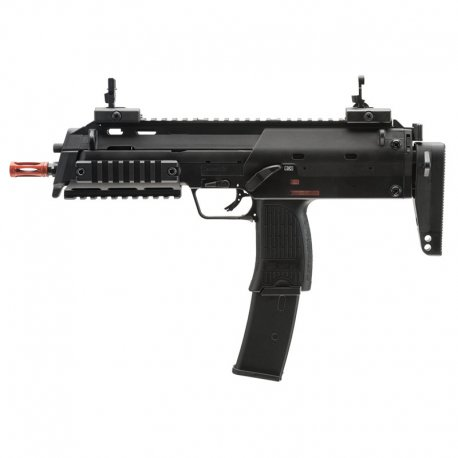 HK MP7 Navy GBB Elite Gen3 Airsoft Gun - Black (Damaged Packaging)