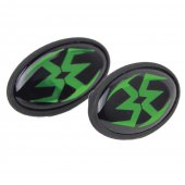 Empire Lens Retainer Set - Green