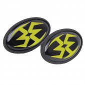 Empire Lens Retainer Set - Yellow