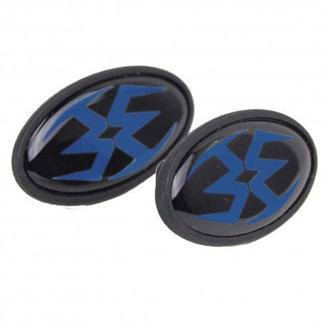 Empire Lens Retainer Set - Blue
