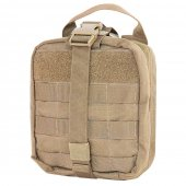 Condor Rip-Away EMT Pouch - Tan