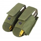 Condor Double 40mm Grenade Pouch - OD