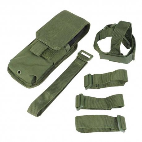 Condor M4 Buttstock Mag Pouch - OD