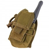 Condor HHR Radio Pouch - Coyote Brown