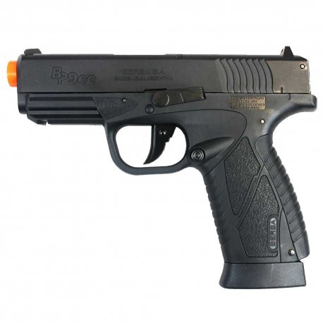 Bersa BP9CC GBB CO2 Airsoft Pistol Black