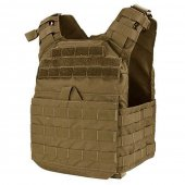 Condor Cyclone Plate Carrier - Coyote Brown