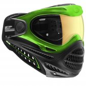 Dye Axis Paintball Mask - Lime Northern Lights
