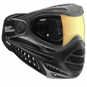 Dye Axis Paintball Mask - Black Fade Bronze