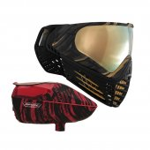 Virtue VIO Contour Graphic Gold + Red Spire 260 Combo Deal