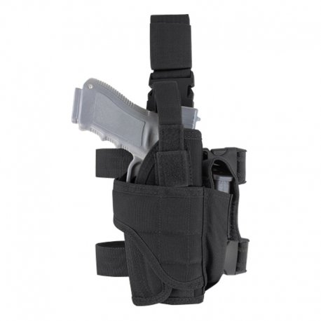 Condor Tornado Tactical Leg Holster - Black