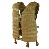 Condor Mesh Hydration Vest - Coyote Brown
