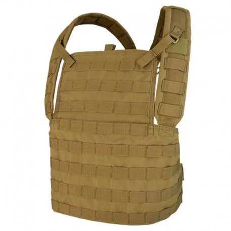 Condor Modular Chest Rig 1 - Coyote Brown