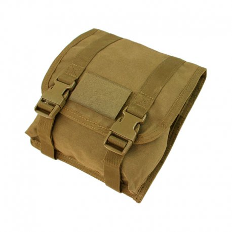 Condor Large Utility Pouch - Coyote Brown