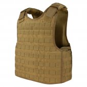 Condor Defender Plate Carrier - Coyote Brown