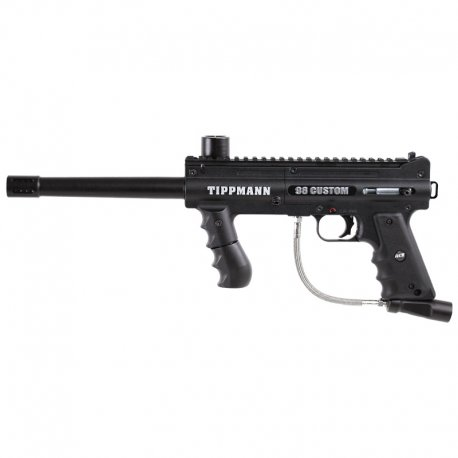 Tippmann Platinum 98 Custom ACT Paintball Gun Black