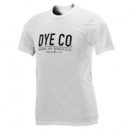 DYE T-Shirt CO 2.0 - Heather Grey