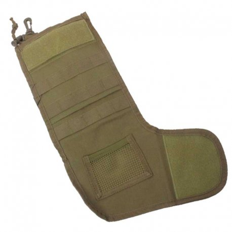 Tactical Christmas Stocking - Tan
