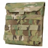 Condor Side Plate Utility Pouch - Coyote Brown
