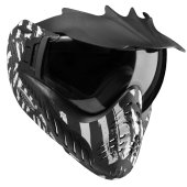 VForce Profiler Paintball Mask - SE Zebra