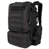 Condor Convoy Backpack - Black