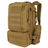 Condor Convoy Backpack - Coyote Brown