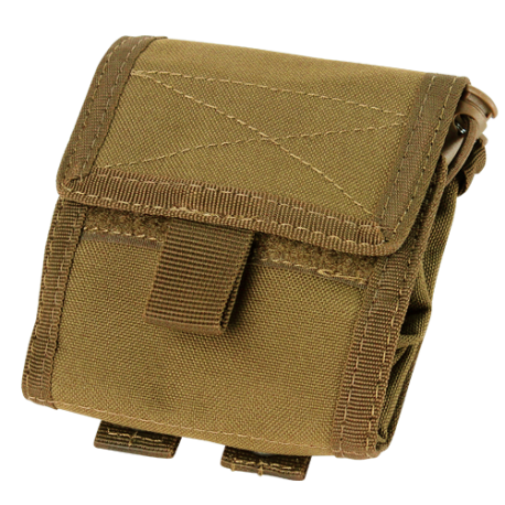 Condor Roll-Up Utility Pouch - Coyote Brown
