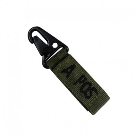 Condor Blood Type Key Chain A+ OD