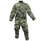 Combat Uniform - 2 Piece Set - Pants and Jacket - Mamba