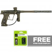 Planet Eclipse Gtek Paintball Gun HDE Earth