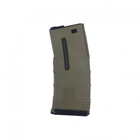 ICS 120 Round Mid-Cap Magazine T Tactical Tan