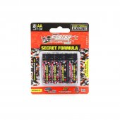 AA Battery 4 Pack - Energy Paintball