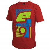 Planet Eclipse 91 T-shirt - Red