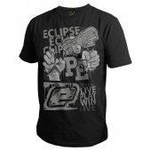 Planet Eclipse Vibe T-Shirt Black