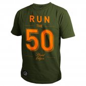 Planet Eclipse Run T-Shirt Olive