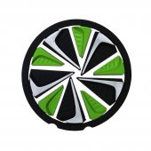 Exalt Rotor Fast Feed Black/Lime/White