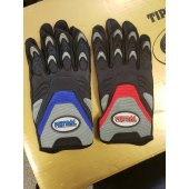 Petrol Protech Glove - Mismatched Pair - LH Blue, RH Red - L - New
